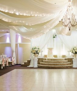 Event Ballrooms Sparkling Wedding