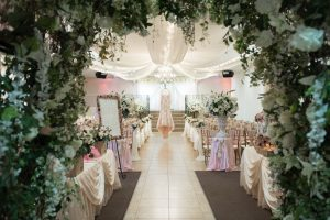 Best Wedding Venue Garden Theme