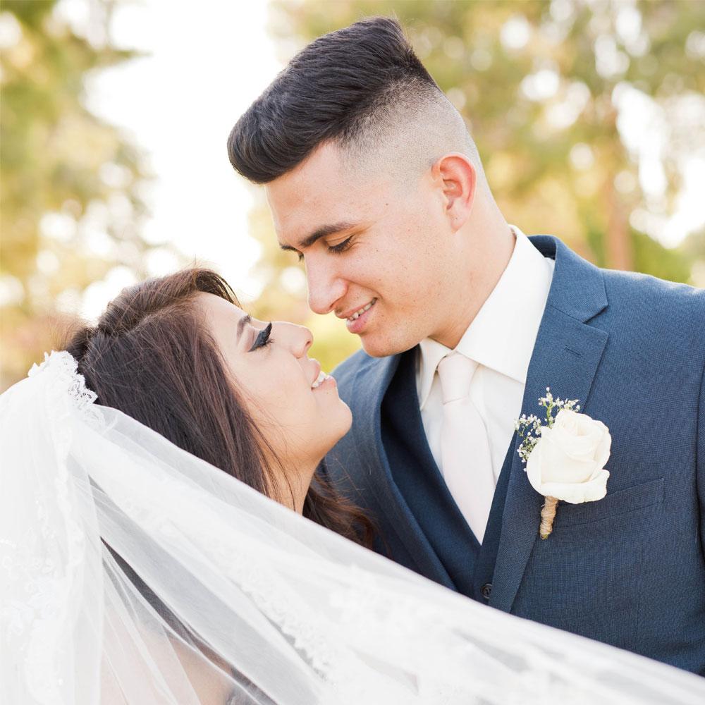 Wedding Ceremony Places in Phoenix Loving Couple