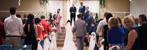 Wedding Ballrooms Phoenix - Couple Walking