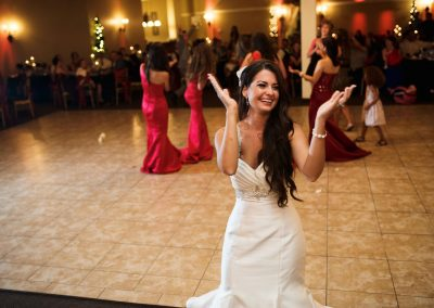 Wedding Ballroom Phoenix Bride Dancing