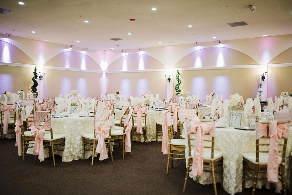 Wedding Reception Packages Decor Blush Ivory Space Blog