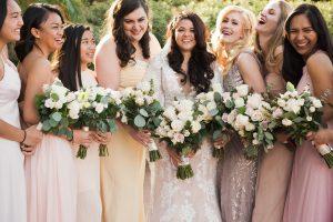 Wedding Venues Mesa AZ Colorful Dresses