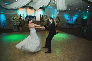 Wedding Reception Halls in Mesa Dancing Couple
