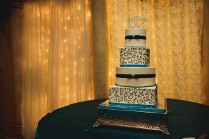 Wedding Venues Elegant Decor and Cake