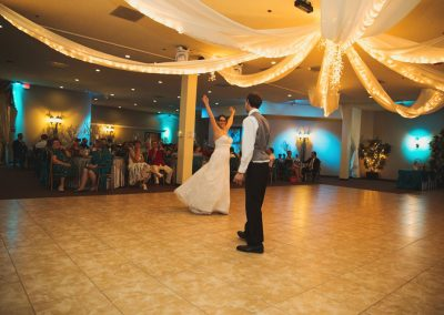 Wedding Venues Enchanting Ballroom Dance