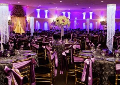 Wedding Ballrooms Dark Decor Gallery