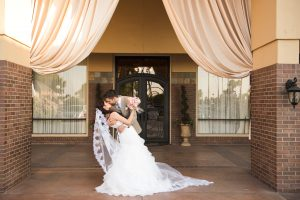 Best Outdoor Wedding Venue in Mesa Couple