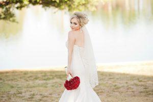 Outdoor Wedding Ceremony Bridal Gallery