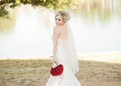 Outdoor Wedding Ceremony Bridal Gallery