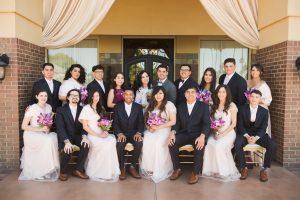 Outdoor Wedding Venues Springtime Wedding