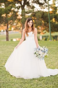Outdoor Wedding Venue with Cierra