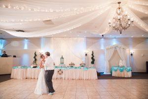 Wedding Ballroom Dancing with Cristi and Amanda