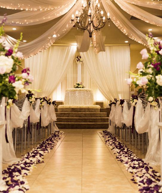 Indoor Ceremony Venue in Mesa, AZ