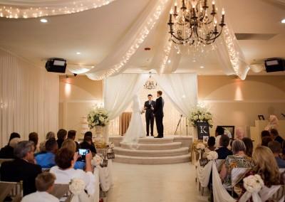 Indoor Wedding Ceremony Vows