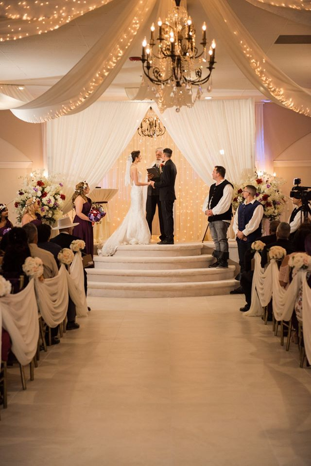 Indoor Wedding Ceremonies