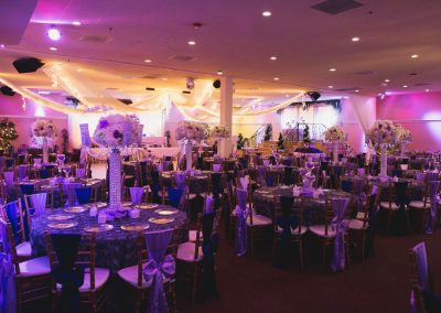 Ballrooms Near Me Lighted Decor