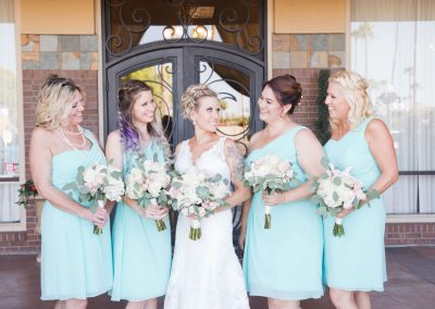 Wedding Venues in Mesa with Cristi