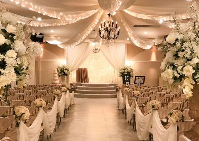 Ballroom at Villa Tuscana in Mesa