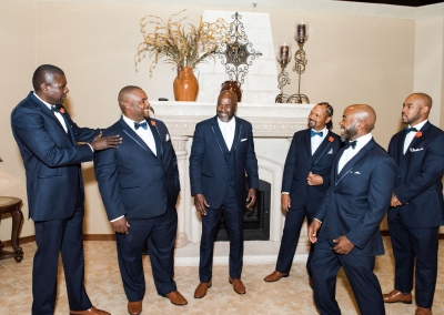 LaToya Alvin September 2018 Groomsmen