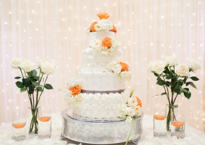 LaToya Alvin September 2018 Wedding Cake