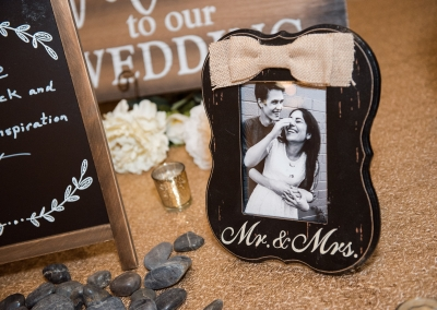Alejandra & Nathan Wedding Favors
