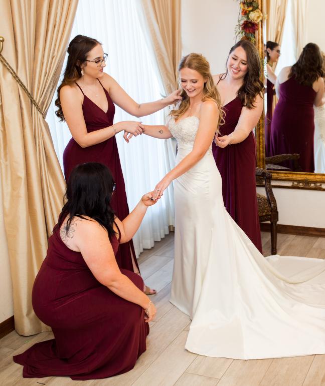 Bridal Suite photo gallery